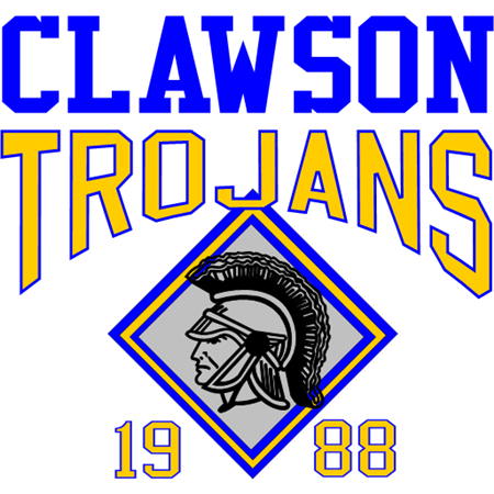 trojan, school,CLAWSON2,clipart,lineart,line art,t-shirt,t-shrits,tee shrits,designs,silk,screen,teeshirts, screen-printing,embroidery,logo,mascot,,Eastside Sports,Mesa,AZ,85212