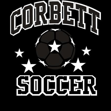 Soccer, Stars,Corbett soccer jacket logo,clipart,lineart,line art,t-shirt,t-shrits,tee shrits,designs,silk,screen,teeshirts, screen-printing,embroidery,logo,mascot,,Stahl Advertising,Gresham,OR,97080
