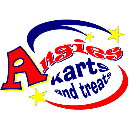 karts, treats, stars,angies karts,clipart,lineart,line art,t-shirt,t-shrits,tee shrits,designs,silk,screen,teeshirts, screen-printing,embroidery,logo,mascot,,Eastside Sports,Mesa,AZ,85212