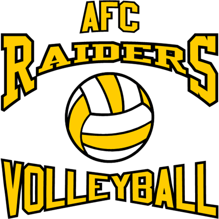 ,1015091AFC VOLLEYBALL,clipart,lineart,line art,t-shirt,t-shrits,tee shrits,designs,silk,screen,teeshirts, screen-printing,embroidery,logo,mascot,,Unique Embroidery,Franklin Grove,IL,61031