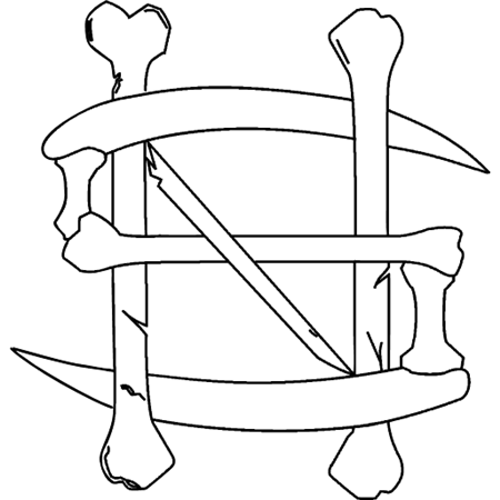 ,NS BONES,clipart,lineart,line art,t-shirt,t-shrits,tee shrits,designs,silk,screen,teeshirts, screen-printing,embroidery,logo,mascot,,aggressive soccer,santa barbara ,CA,93103