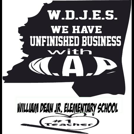 ,william Dean Jr Back 2 School,clipart,lineart,line art,t-shirt,t-shrits,tee shrits,designs,silk,screen,teeshirts, screen-printing,embroidery,logo,mascot,,Pro Tshirts Printing & More,Terry,MS,39170
