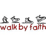 faith, walk, shoes,TEMPLATE 43,clipart,lineart,line art,t-shirt,t-shrits,tee shrits,designs,silk,screen,teeshirts, screen-printing,embroidery,logo,mascot,,Eastside Sports,Mesa,AZ,85212